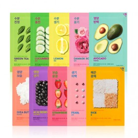 Pure Essence Mask Sheet (4-pcs)