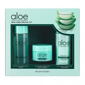 Aloe Soothing Essence Skincare Special Kit