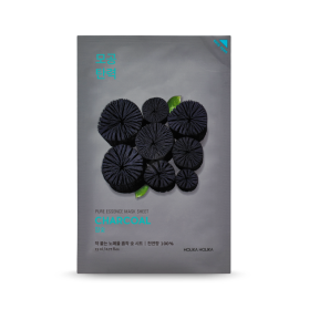 Pure Essence Mask Sheet - Charcoal (5PCS)
