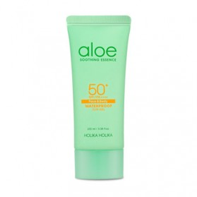 Aloe Waterproof Sun Gel