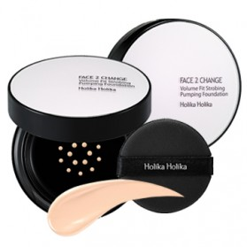 Face 2 Change Volume Fit  Strobing Pumping Foundation