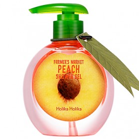 Farmer's Market Peach Shower Gel