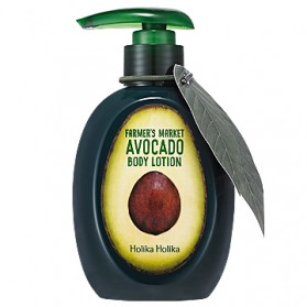 Farmer's Market Avocado Body Lotion