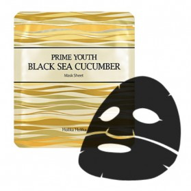 Prime Youth Black Sea Cucumber Mask Sheet