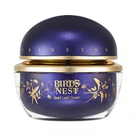 Prime Youth Bird's Nest Gold Leaf Cream