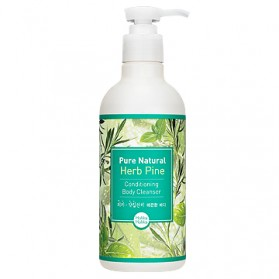 Pure Natural Herb Pine Conditioning Body Cleanser