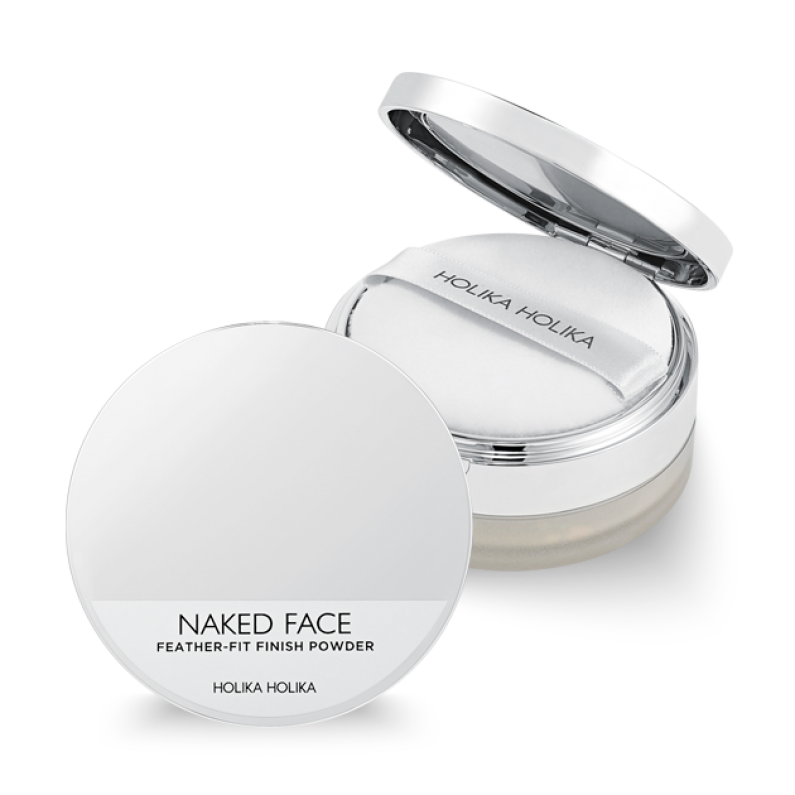 Naked Face Feather-Fit Finish Powder