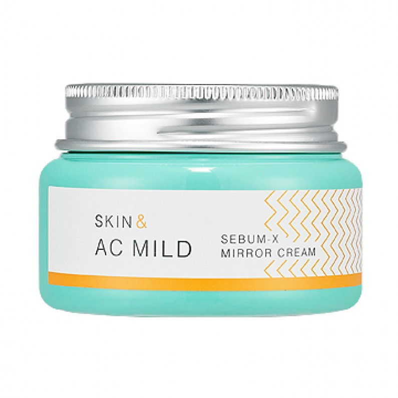 Skin & AC Mild Sebum-X Mirror Cream 50ml