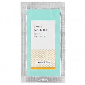 Skin & AC Mild Clear Spot Patch