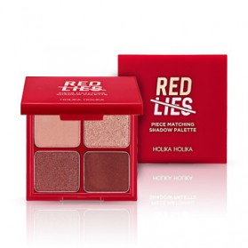 Red Lies Piece Matching Shadow Palette (05 Ruby Velvet)