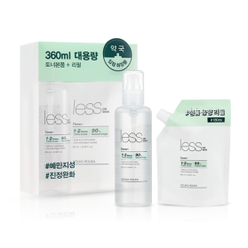 Less On Skin Toner Refill Set