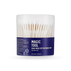 Magic Tool Dual Head Cotton Swabs 200P