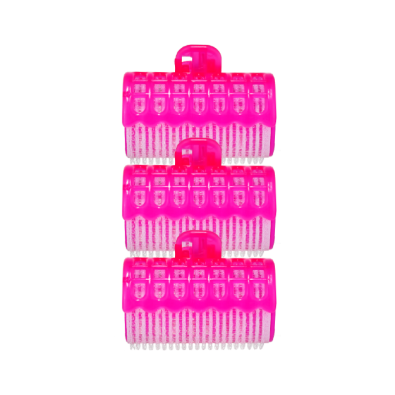 Magic Tool Hair Rollers With Clip (L)