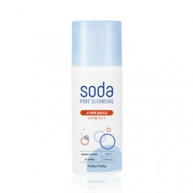 Soda Pore Cleansing - O2 Bubble Mask