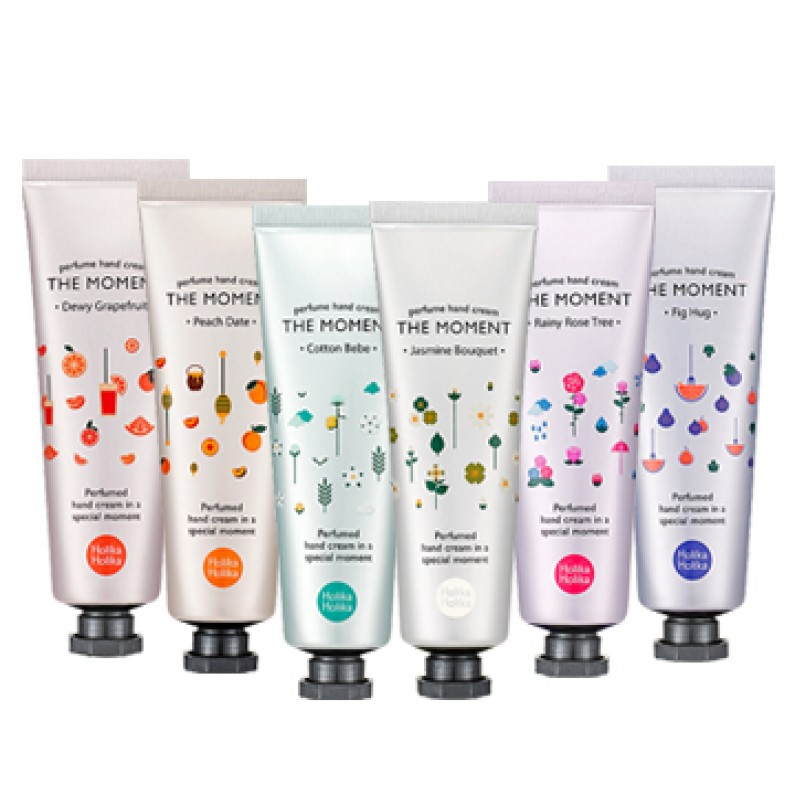 The Moment Perfume Hand Cream