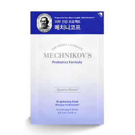 Mechnikov's Probiotics Formula Brightening Mask Sheet