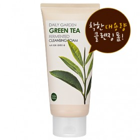 Daily Garden Green Tea Fermented Cleansing Foam